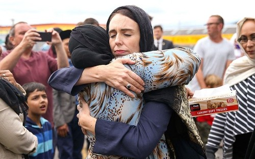 Jacinda Ardern's compassion in response to New Zealand terror attack was impressive - now she's taking on gun reform