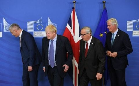 The EU's new negotiating stance is laughably deceitful