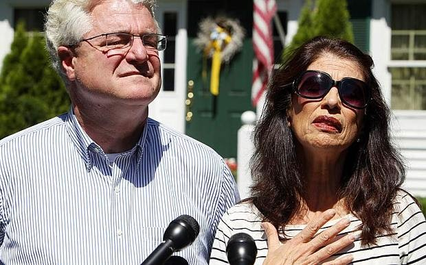 James Foley's parents call him a 'martyr for freedom' and say 'he's in heaven'