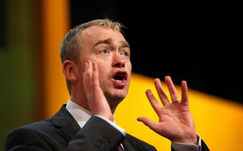 Tim Farron tells Labour supporters: Vote Liberal Democrat or face 25 years of Conservative rule