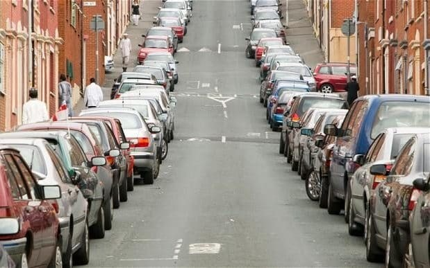 Remote-control parking to be legalized in the UK