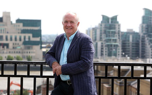 Rick Stein: 'My father was very charming to lots of people, but not to me'