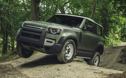 The new 2020 Land Rover Defender: Telegraph readers share their views