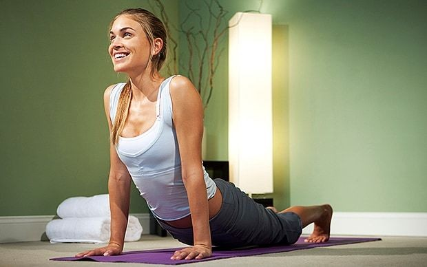 Is yoga behind the new plastic surgery craze?