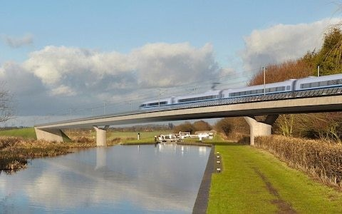 HS2 'could save billions' by scrapping Euston route