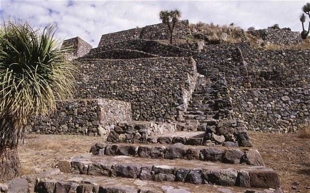 'Conclusive' evidence of human sacrifice found in Mexico