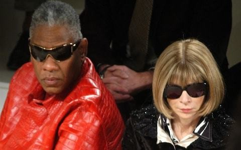 The Chiffon Trenches by André Leon Talley review: wild, toxic tales from the world of haute couture