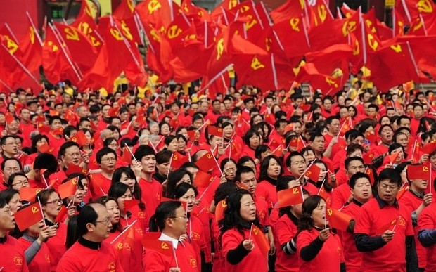 Inside the Politburo: China's Communist Party sets out its secretive Five Year Plan