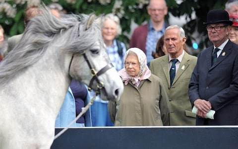 Queen's favourite horse show loses its shine after administrative error means top riders will be no-shows next year