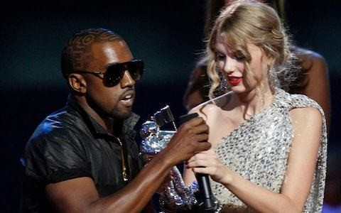 Taylor Swift reveals all about her feud with 'two-faced' Kanye West