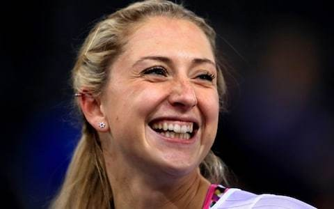 Laura Kenny leading the battle to get young girls active: 'There are such small changes that can have a huge health benefit'