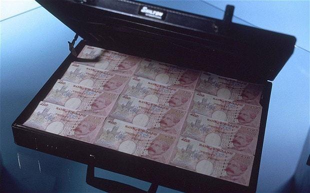 Business secretary Sajid Javid promises to cut red tape on money laundering
