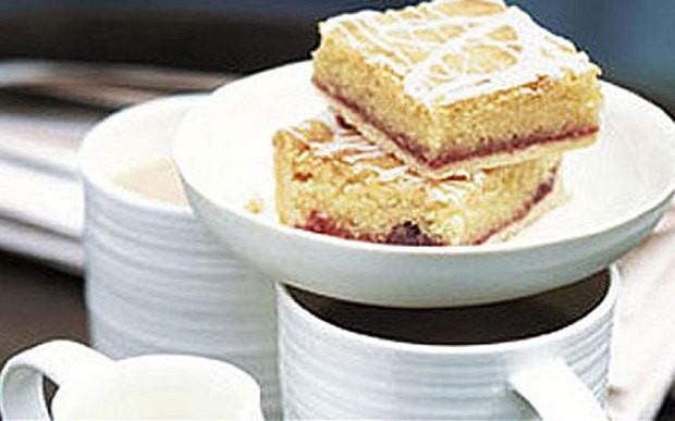 Pippa Middleton: Morello cherry Bakewell tart recipe