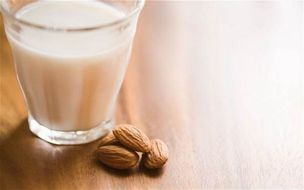 It's not just David Cameron who is nuts about almond milk