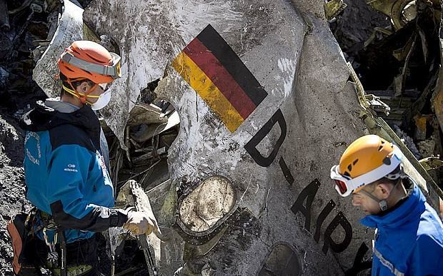 Germanwings crash pilot Andreas Lubitz 'lied to doctors about flying and was prescribed powerful drugs'