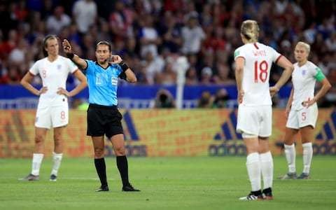 Fifa Women's World Cup review reveals almost 90 per cent of VAR reviews led to referees reversing decisions
