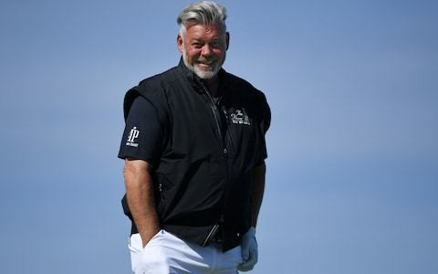 'If you try to overpower Royal Portrush at the Open you'll be going home early': Darren Clarke interview