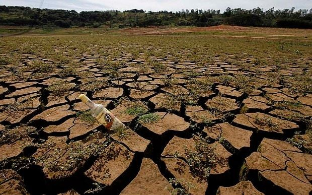 'Water war' in Brazil as Rio's supply threatened