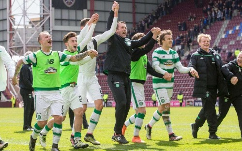 Celtic all but secure fifth Scottish title in a row as 'proud' Ronny Deila prepares to sign off