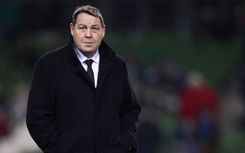 Steve Hansen confirms he will step down as New Zealand coach after 2019 World Cup