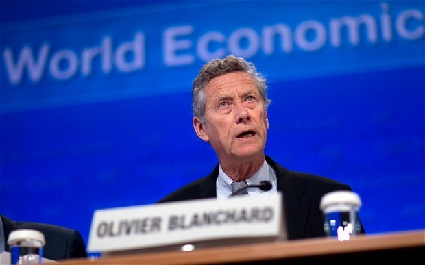 The IMF is flunking the financial crisis