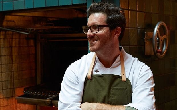 Seamus Mullen: the chef who cured himself of arthritis