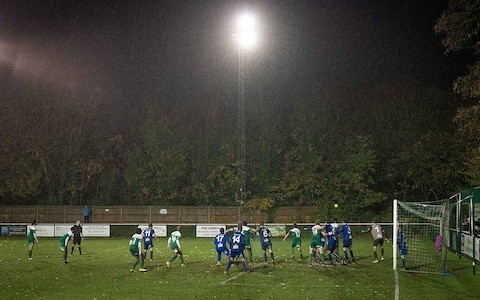 How artificial intelligence is changing the game at Leatherhead FC
