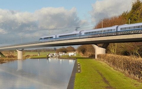 Britain has a troubled history with the railways. HS2 was never going to be any different