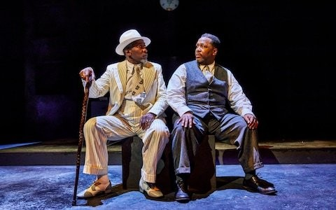 Death of a Salesman, Young Vic, review: Wendell Pierce fits well in this reinvention of a masterpiece
