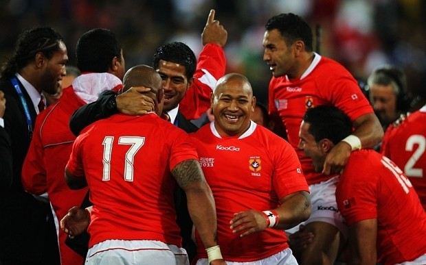 Rugby World Cup 2015: Tonga team guide for the tournament in England in September and October