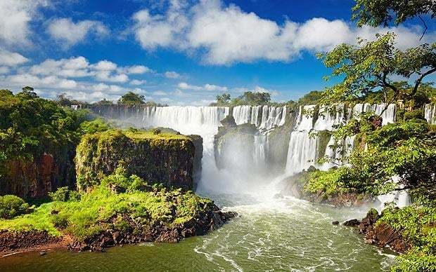 Great waterfalls: readers' tips, recommendations and travel advice