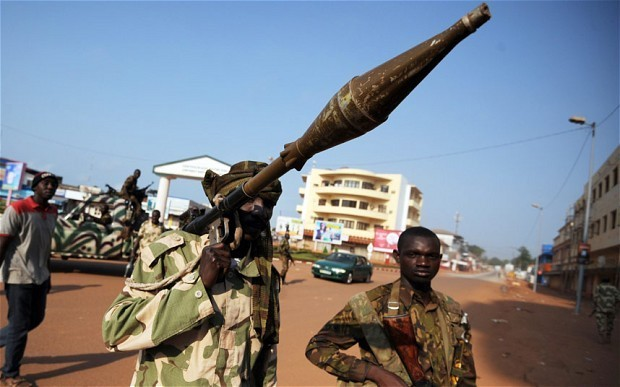 Christian militias in Central African Republic 'burnt witches at stake', says UN report
