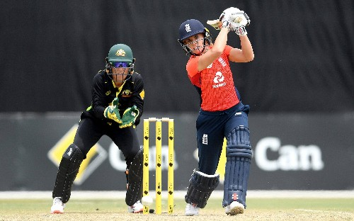 Lauren Winfield wants to the right the wrongs for England in T20 World Cup
