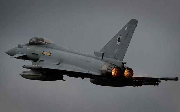 RAF fighters 'bound for Japan for first time in decades' as UK builds military ties