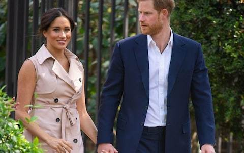 Love will help Harry and Meghan avoid fate of Charles and Di