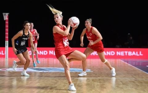 England suffer defeat to world champions New Zealand in Nations Cup opener