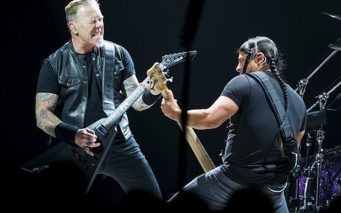 Metal for millionaires: how Metallica's war on Napster gave rock a new business model