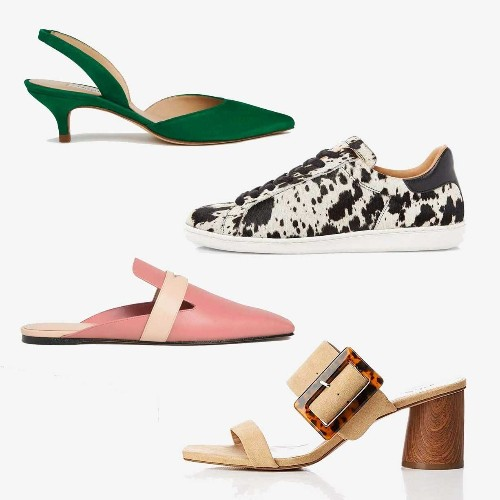 43 spring shoes that will instantly update your look