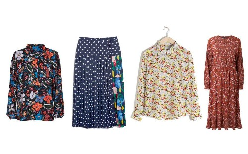 The no-frills florals that will update your working wardrobe