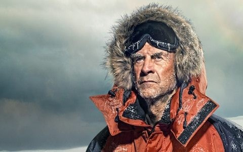 Sir Ranulph Fiennes: 'I was getting irritable so I amputated my own fingers – the thumb took two days'
