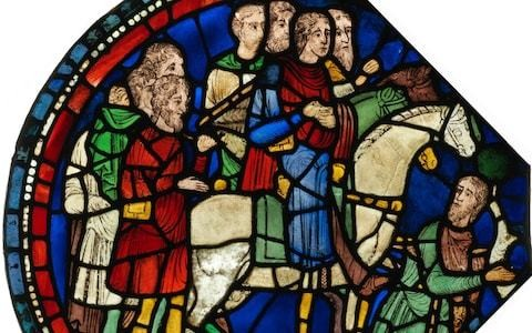 Sacred Mysteries: The very first picture 