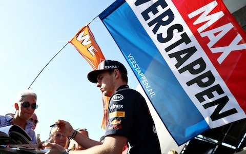 Dutch Grand Prix expected to return next year with home favourite Max Verstappen the star attraction