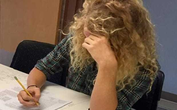 Student wins praise for outsmarting teacher with audacious exam hack