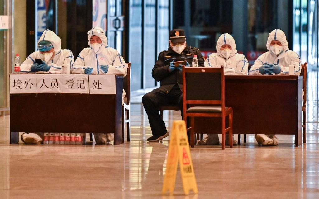 Coronavirus: China's Wuhan emerges from two-month lockdown