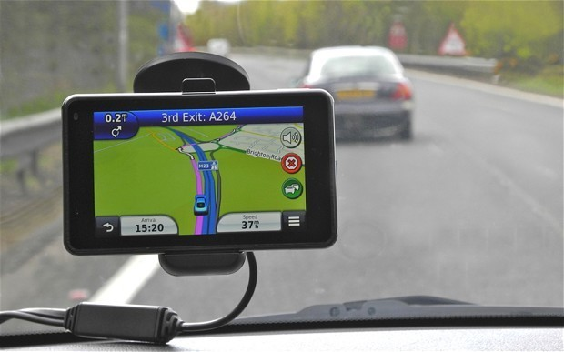 Safety warnings over sat navs as majority of drivers admit to using them