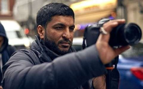 Bahraini activist claims he was victim of attempted murder after London embassy staff 'threatened him on roof'