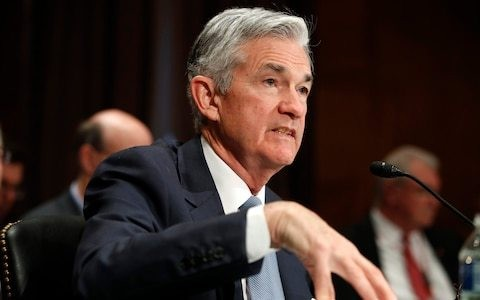 Fed chairman Powell provokes Trump with warning on 'unsustainable' government debt