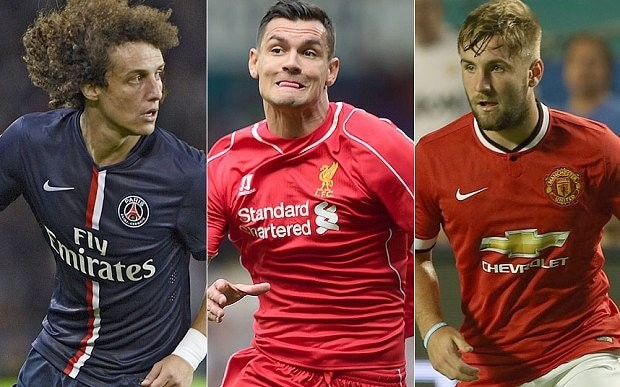 David Luiz, Luke Shaw, Eliaquim Mangala, Dejan Lovren - why are defenders becoming more expensive?