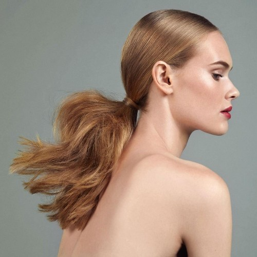 How to create low-key evening hair