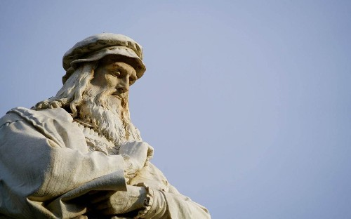 Where to celebrate the genius of Leonardo da Vinci, 500 years on